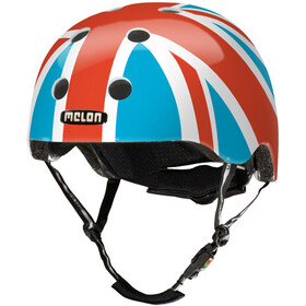 Melon Urban Active Story Fahrradhelm Union Jack Summer Sky